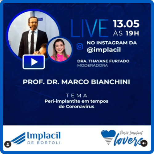 Perio Implant Lovers - 13-05-2020 - Marco Bianchini