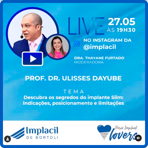 Perio Implant Lovers - 27-05-2020 - Ulisses Dayube