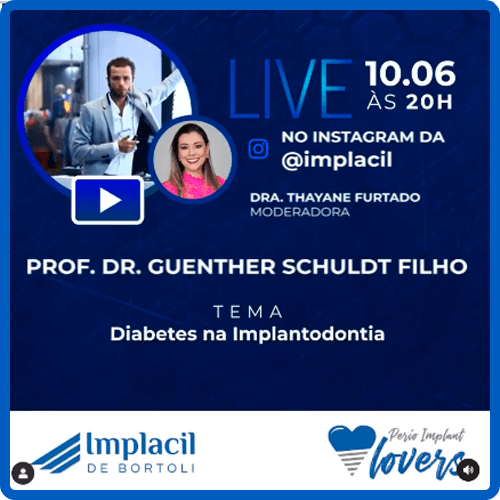 Perio Implant Lovers - 10-06-2020 - Guenther Schuldt Filho - Diabetes na Implantodontia